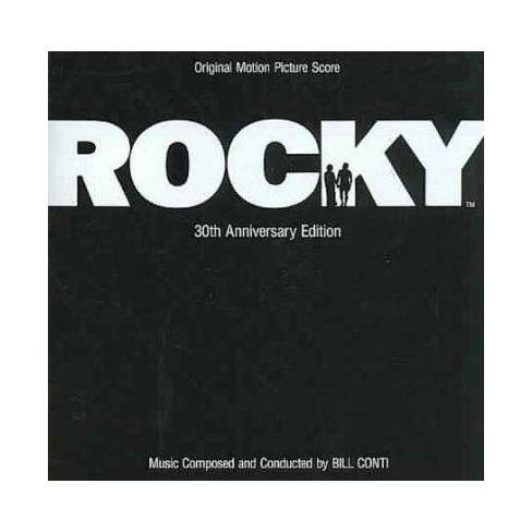 Bill Conti - Rocky (Original Motion Picture Score) (CD) - image 1 of 4