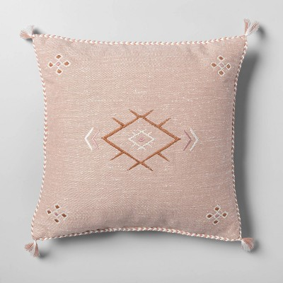 Square Global Pillow Blush - Opalhouse™