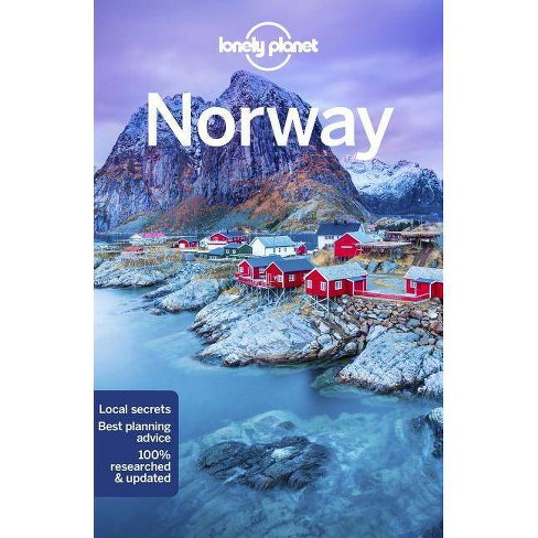 Lonely Planet Norway - (Travel Guide) 7 Edition (Paperback) - image 1 of 1