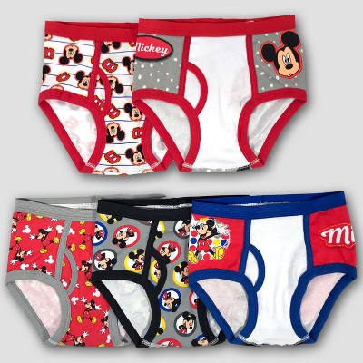 3045bbe734 Boys' Mickey Mouse 5pk Classic Briefs – 8 – Target Inventory Checker ...