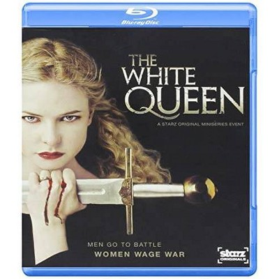 The White Queen (Blu-ray)(2014)