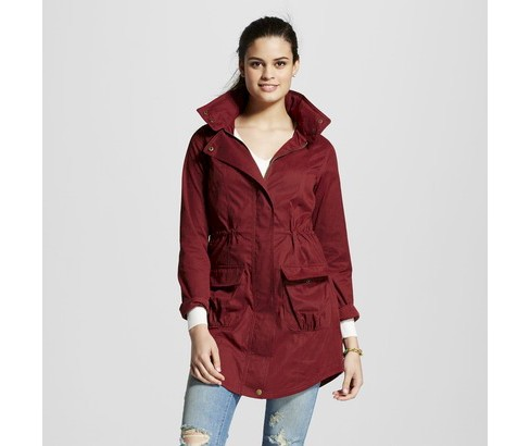 Women's Anorak Jacket  - Mossimo Supply Co.™ - image 1 of 2
