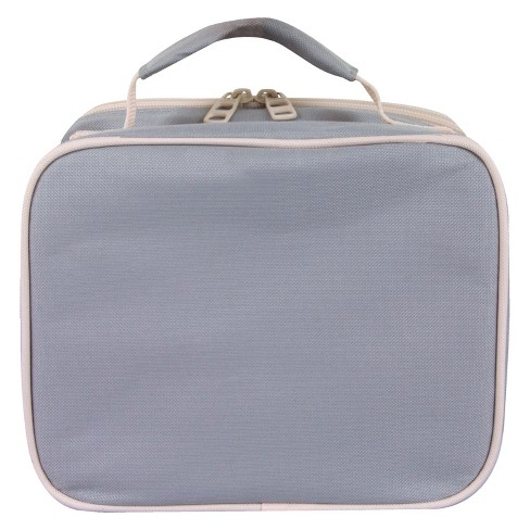 23301a6ade41e4 Puma Formstripe Lunch Box - Heather Gray & Pink : Target