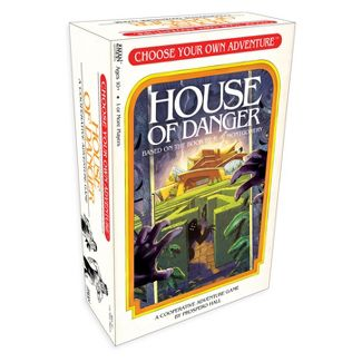 Choose your own Adventure Board Game