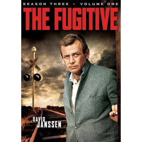 The Fugitive: Season 3, Volume 1 (DVD) - image 1 of 1