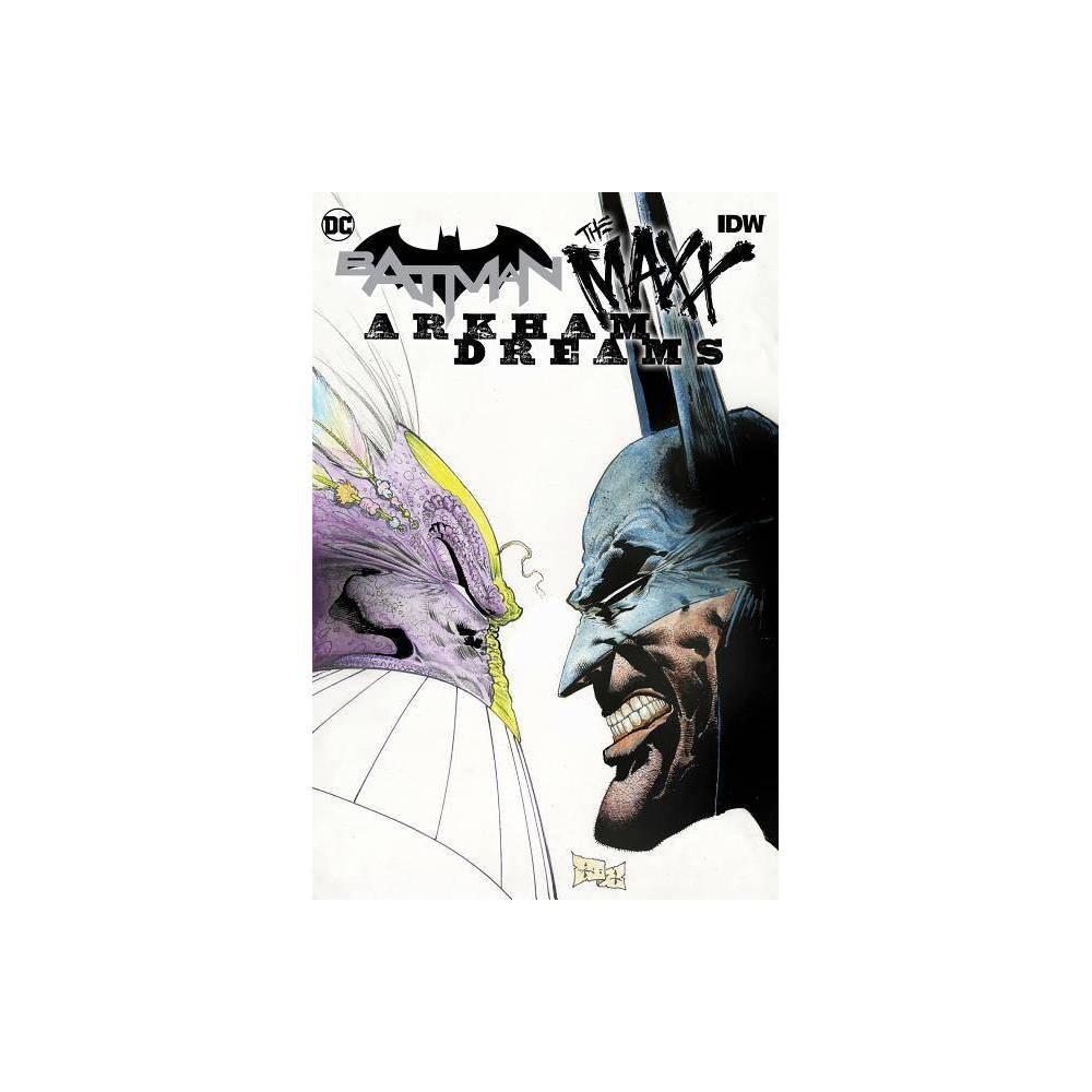 ISBN 9781684054329 product image for Batman/The Maxx - Arkham Dreams - (Batman) by Sam Kieth (Hardcover)   upcitemdb.com