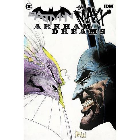 Batman/The Maxx: Arkham Dreams - by  Sam Kieth (Hardcover) - image 1 of 1
