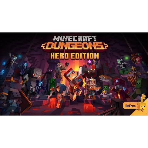 Minecraft Dungeons: Hero Edition - Nintendo Switch (Digital) - image 1 of 4