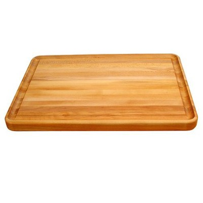 Professional Style Cutting Board Reversible with Grooves - 18 x 24 inch
