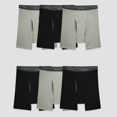Fruit of the Loom Men's 6pk Coolzone Boxer Briefs