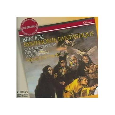 Colin [Conductor]  Hector; Davis Berlioz - Berlioz: Symphonie Fantastique (CD) - image 1 of 1