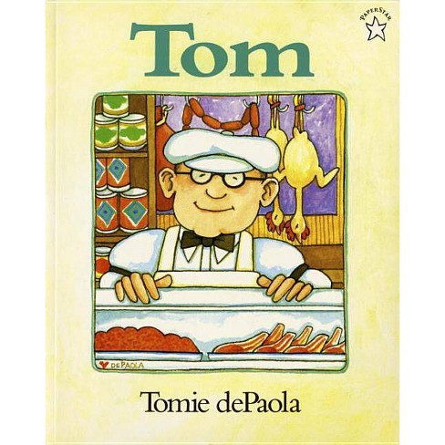 Tom - by  Tomie dePaola (Paperback) - image 1 of 1