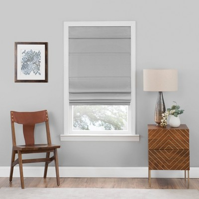 Cordless Blackout Roman Window Shade - Achim