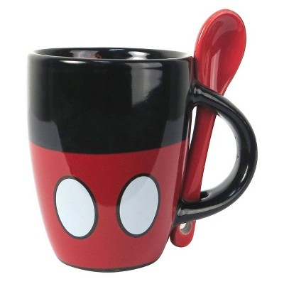 Disney Mickey Mouse 2oz Espresso Mug with Spoon