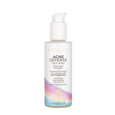Pacifica Acne Defense Face Wash - 5.8 fl oz