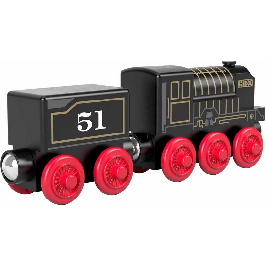 Fisher-Price Thomas & Friends Wood Hiro Engine image number null