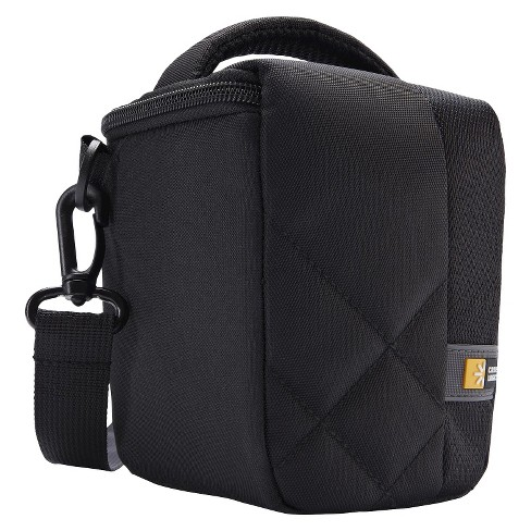 Case Logic Camera Bag with Adjustable Shoulder Strap Black - image 1 of 4