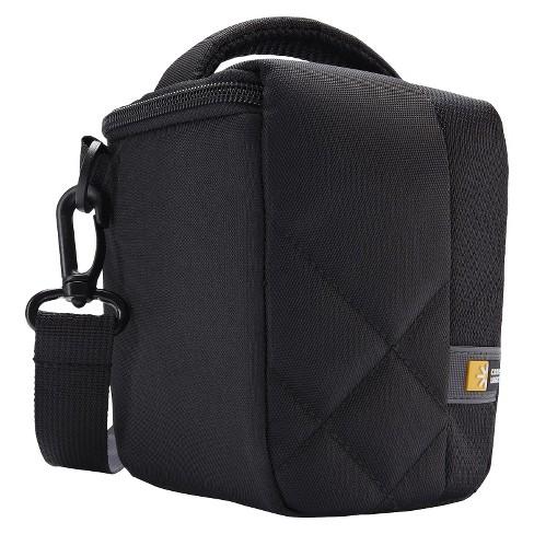 Case Logic Camera Bag with Adjustable Shoulder Strap Black - image 1 of 4