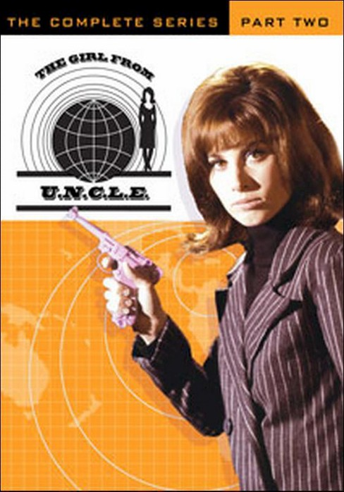 Girl from uncle:Comp series part two (DVD) - image 1 of 1