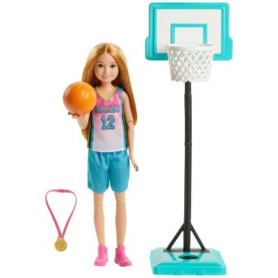 Barbie Team Stacie Basketball Doll