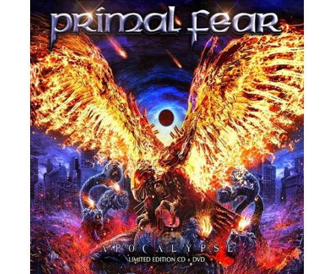 Primal Fear - Apocalypse (Deluxe Edition) (CD) - image 1 of 1