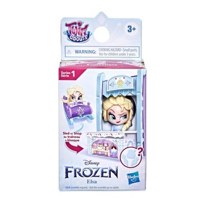 Disney's Frozen 2 Twirlabouts Series 1 Single Vehicle Elsa