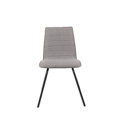 Modern Stackable Channel Chair - WOVENBYRD
