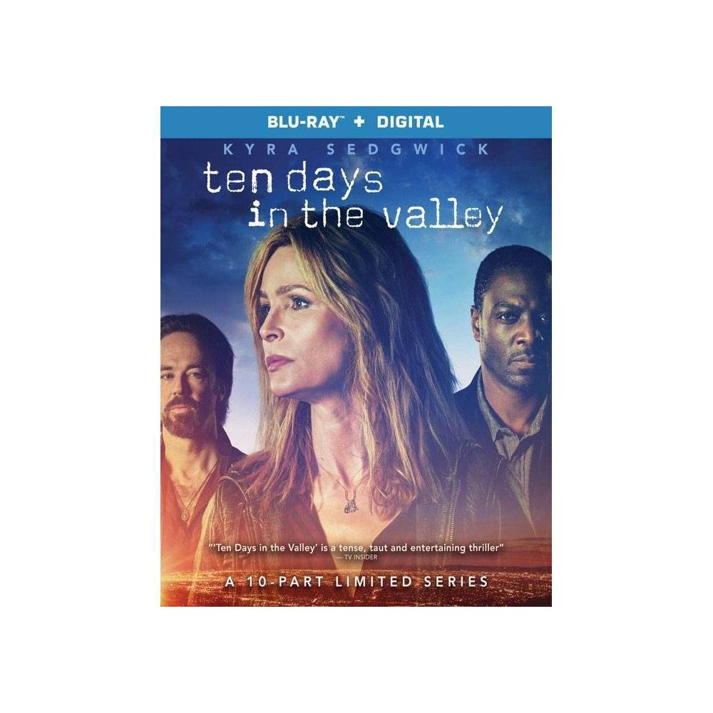 Ten Days In The Valley Blu Ray