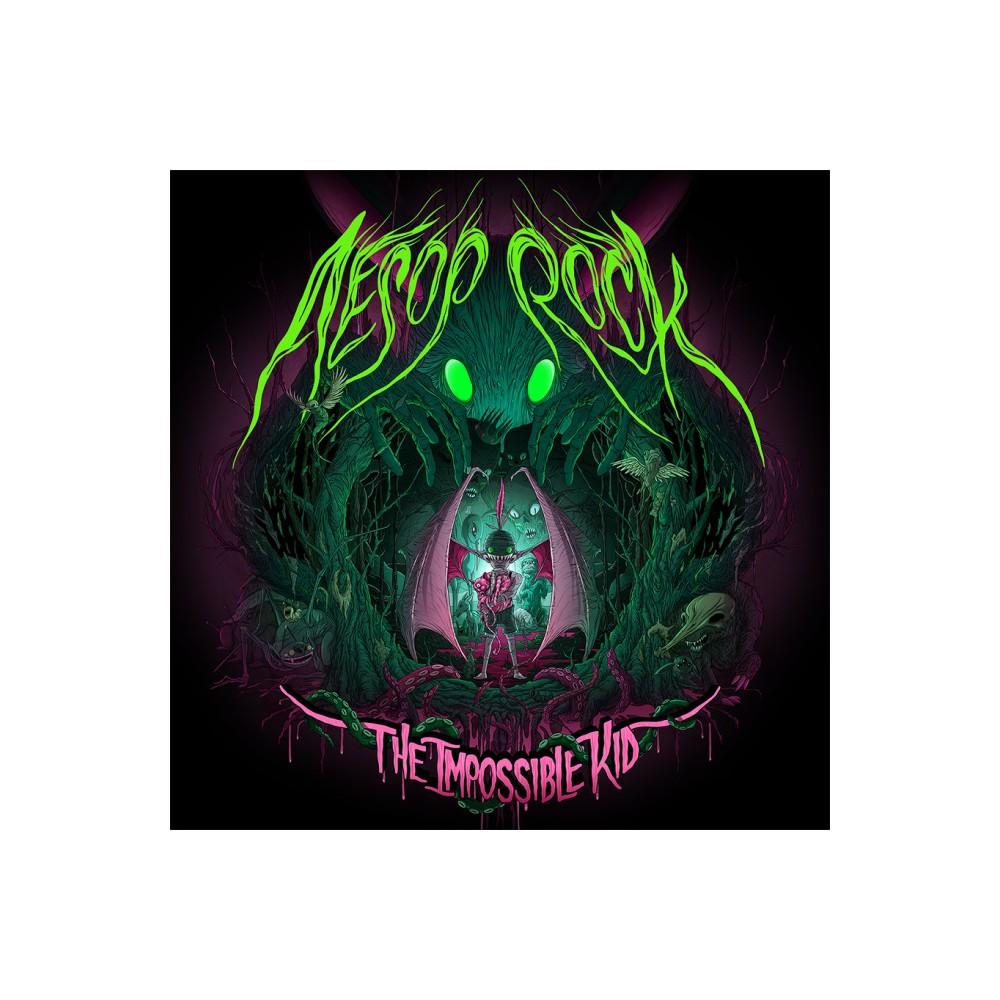 Aesop Rock - Impossible Kid (CD)