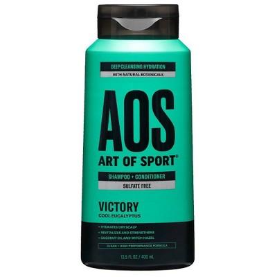 Art of Sport Victory 2-in-1 Shampoo & Conditioner - 13.5 fl oz
