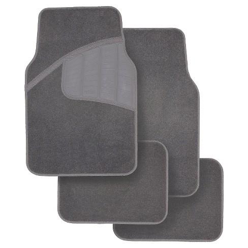 Carpet Floor Mats >> Rubbermaid Carpet Floor Mats Gray 4pk Target