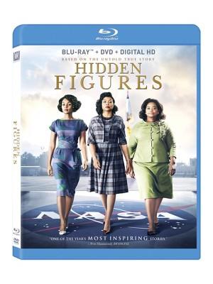 Hidden Figures (Blu-ray + DVD + Digital)