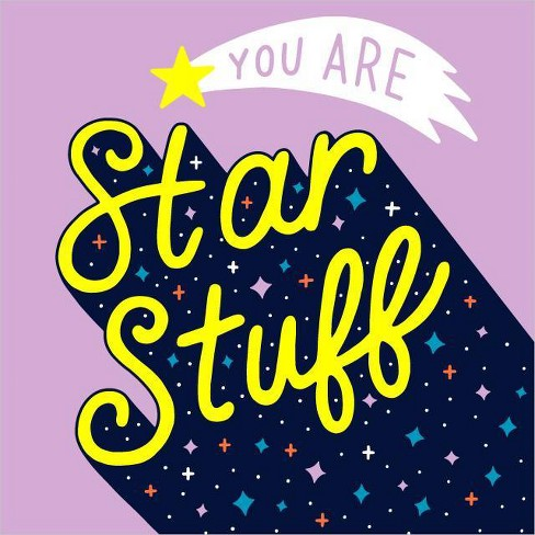 """You Are Star Stuff"" Birthday Card - image 1 of 4"