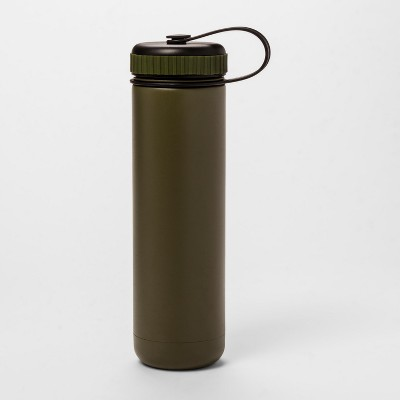 Ranger Hydration Stainless Steel Vacuum Insulated Water Bottle 25oz Green - Room Essentials™