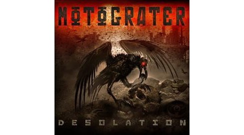Motograter - Desolation (CD) - image 1 of 1
