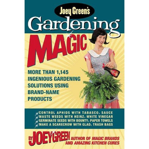 Joey Green's Gardening Magic - (Paperback) - image 1 of 1