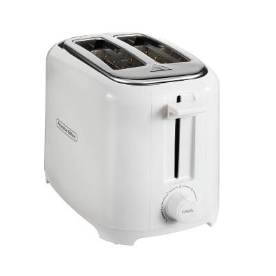 Proctor Silex 2-Slice Toaster - White