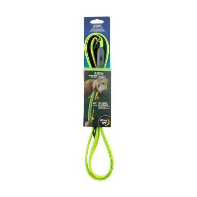 Nite Ize LED Dog Leash - Green
