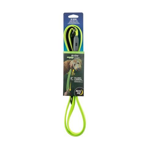 Nite Ize LED Dog Leash - Green - image 1 of 4