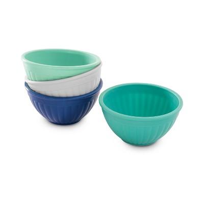 Nordic Ware 4 Piece Prep & Serve Mini Bowl Set
