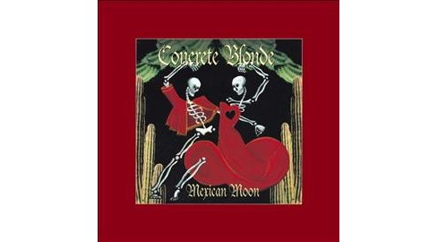 Concrete Blonde - Mexican Moon (Vinyl) - image 1 of 1