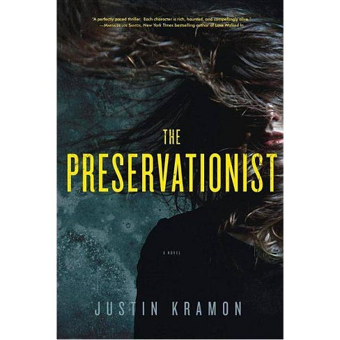 The Preservationist - by  Justin Kramon (Hardcover) - image 1 of 1