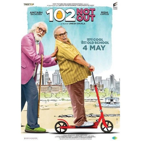 102 Not Out (DVD) - image 1 of 1