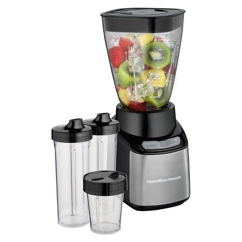 Hamilton Beach Stay or Go™ 8 Piece Blender - Black 52400 - image 1 of 7