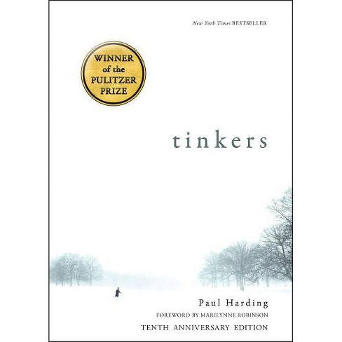 Tinkers - by  Paul Harding (Paperback) - image 1 of 1