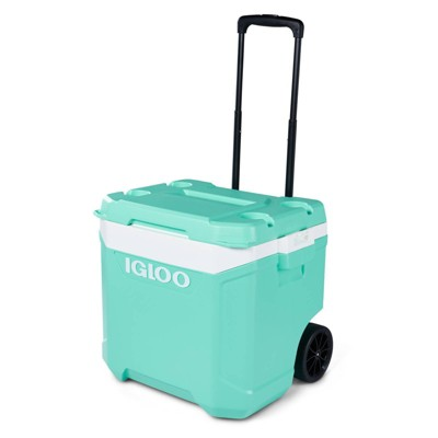 Igloo Latitude 60qt Roller Cooler - Mint