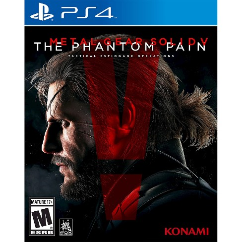 Metal Gear Solid V: The Phantom Pain PRE-OWNED PlayStation 4 - image 1 of 1