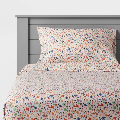 Playtime Microfiber Sheet Set - Pillowfort™