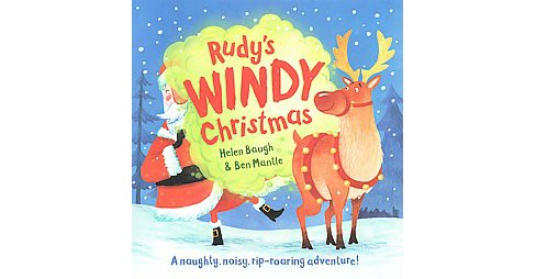 Rudy's Windy Christmas (School And Library) (Helen Baugh) - image 1 of 1