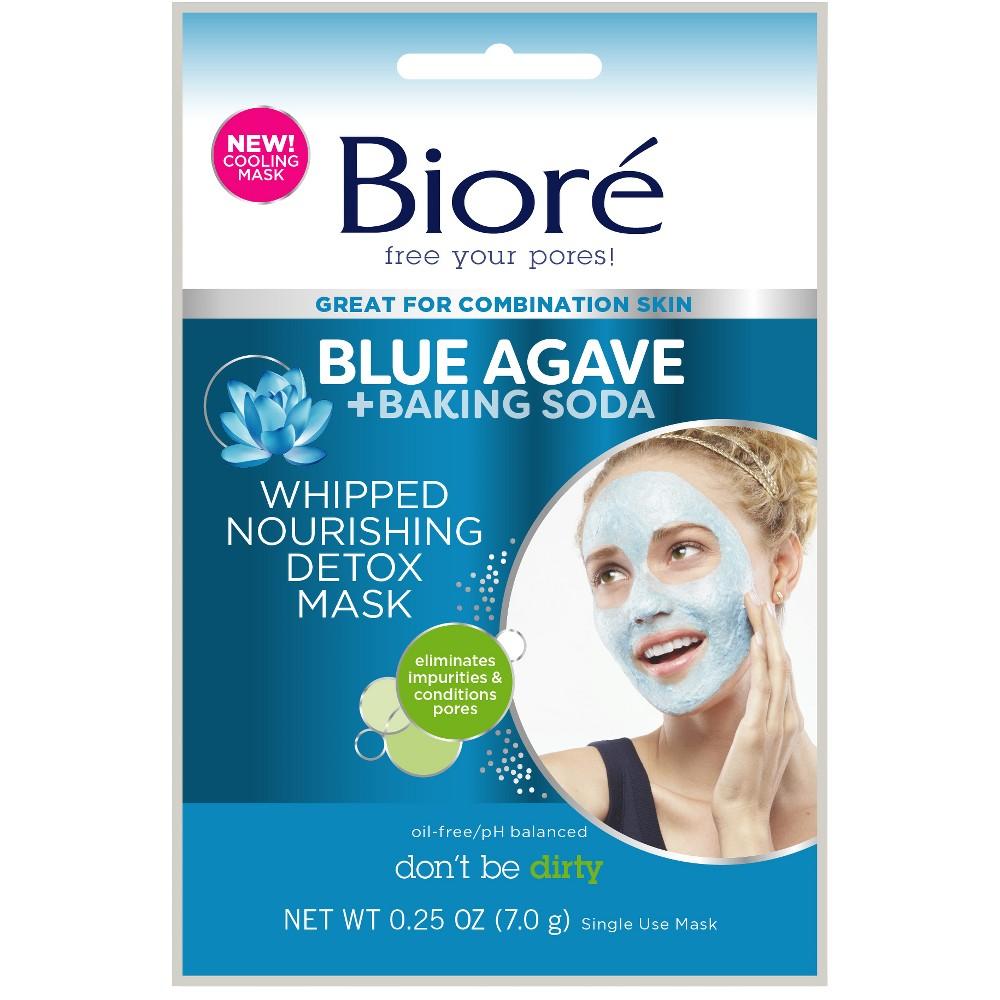 Image of Biore Baking Soda Whipped Detox Face Mask - 1ct - .025oz
